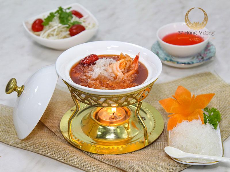 Soup Yen 37 Bach Tuyet