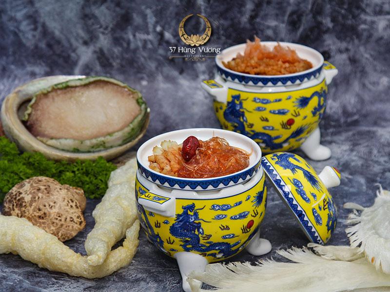 Bào Ngư Úc viền xanh và các món ngon chế biến từ bào ngư của Nhà hàng 37A Hùng Vương