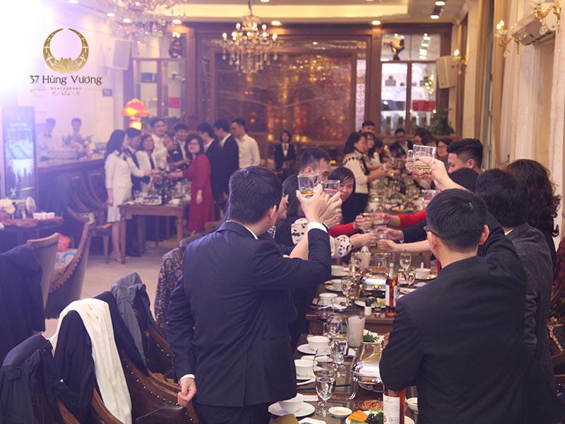 Nhà hàng 37A Hùng Vương – Điểm đến cho những bữa tiệc sang trọng
