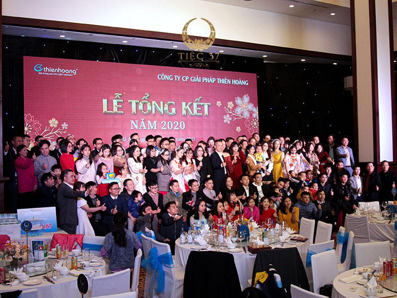 Địa điểm tổ chức tiệc cuối năm cho công ty sang trọng