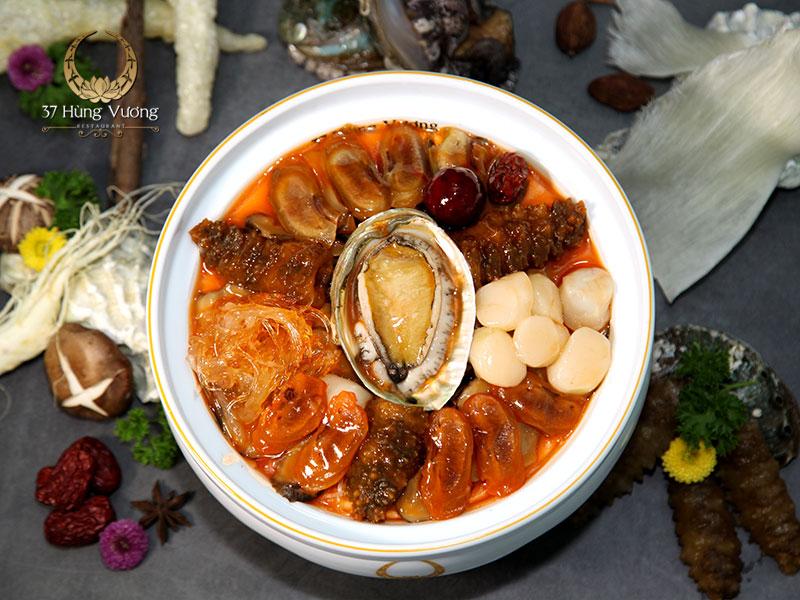 Món tiềm - Nhất vương 37 tuyệt đỉnh tinh hoa được thực khách yêu khách bởi hương vị mới lạ và thơm ngon