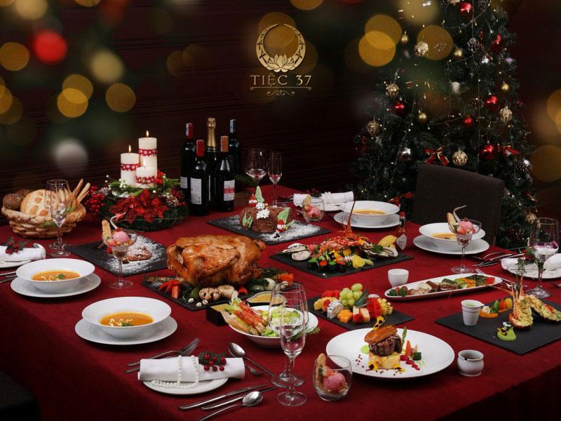 Khám phá tiệc Giáng sinh khắp thế giới