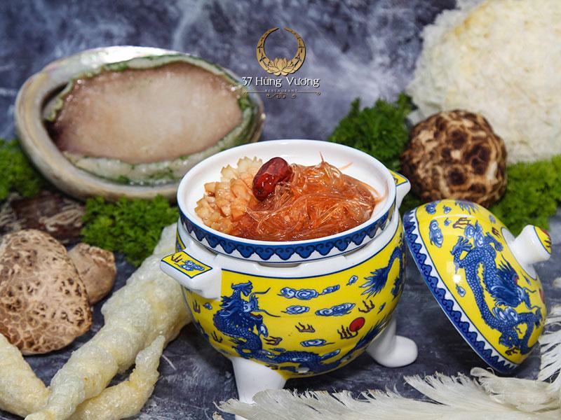 Soup vi cá Bào ngư 37 Đệ nhất