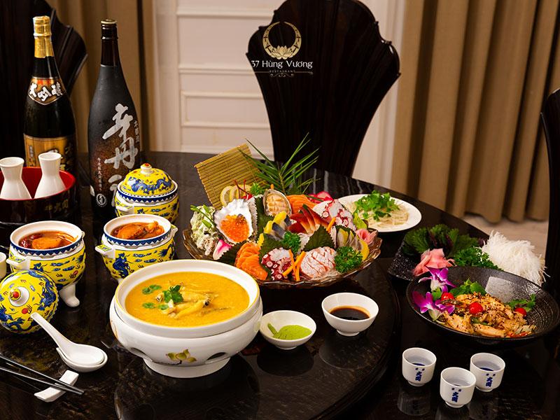 Set Bào ngư Hàn Quốc - Thực đơn hoàn hảo cho tiệc 8/3 tại nhà hàng