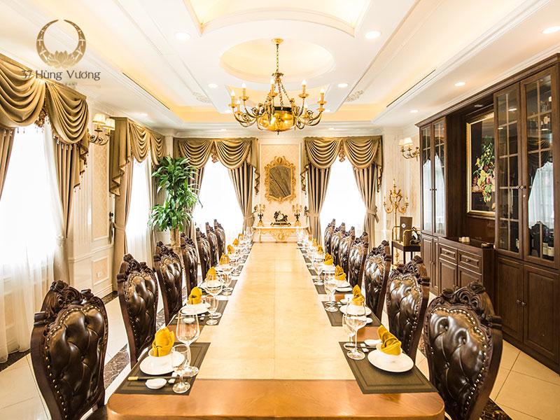Nhà hàng 37A Hùng Vương – Địa điểm tổ chức tiệc 30/4 – 1/5 sang trọng