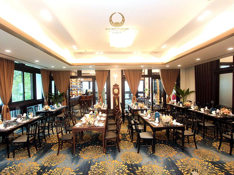 Nhà hàng tổ chức tiệc 8/3 với hệ thống phòng VIP sang trọng