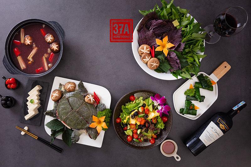Thực đơn tiệc gia đình cuối tuần: Set Ba ba tuyệt đỉnh – Sự kết hợp hương vị hoàn hảo