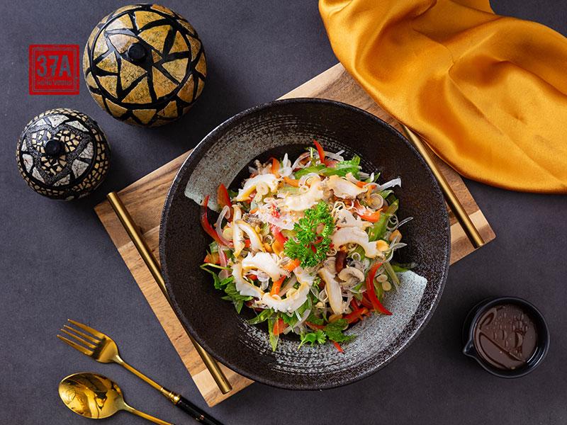 Salad bào ngư - Món ngon ship tận nhà cho bữa ngon cuối tuần
