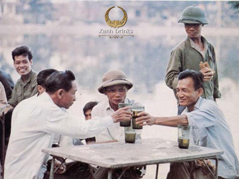 Bia hơi Hà Nội xưa